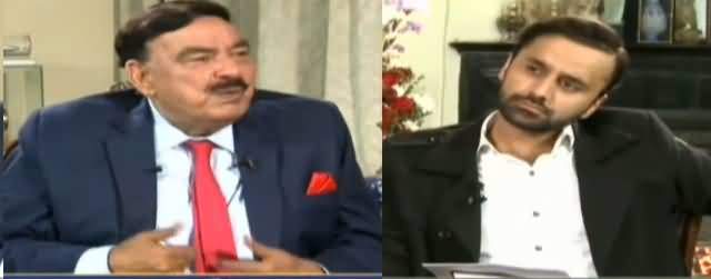 11th Hour (Sheikh Rasheed Exclusive Interview) - 17th December 2020