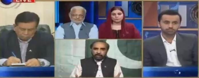 11th Hour (Shukriya Pakistan) - 13th August 2018