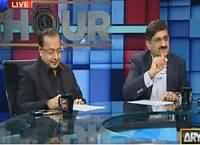 11th Hour (Sindh Kabina Dubai Chali Jayi Gi - Farooq Sattar) – 6th January 2016