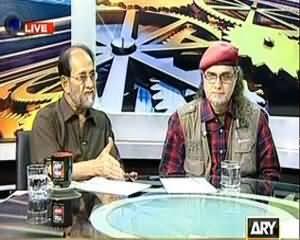 11th Hour (Talaiban Se Muzakaraat Yah Jang?? - Zaid Hamid) – 13th August 2013
