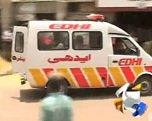13 Killed including Navy Captain in Latest Karachi Bomb Blast - 4th September 2013