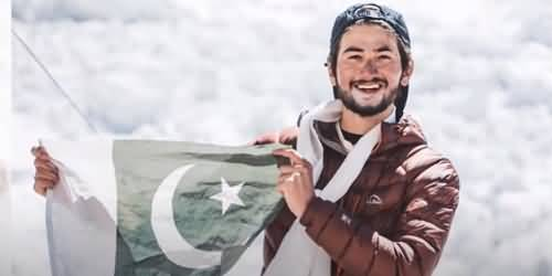 19 Years Old Shehroz Kashif Becomes The Youngest Pakistani to Climb Mount Everest