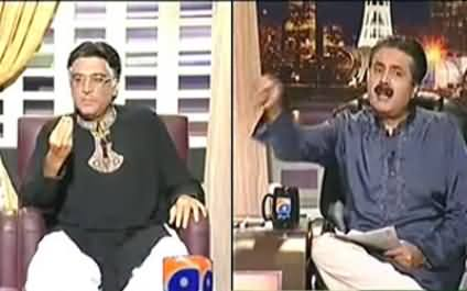 2 Lac Rupees spent daily on the security of Pervez Musharraf - Aftab Iqbal disclosed in Khabarnaak