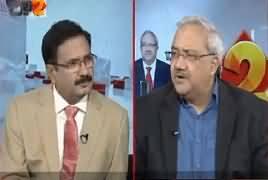 2 Tok with Chaudhry Ghulam Hussain (Nawaz Sharif Ki Wapsi) – 11th July 2018