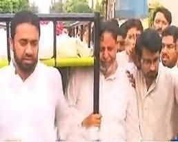 20 Years Old Son of Mehmood-ur-Rasheed (PTI) Died Due to Brain Haemorrhage