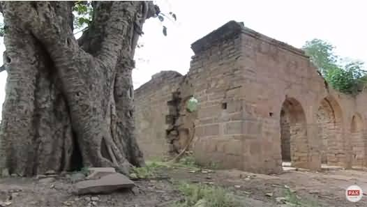 200 Years Old Mosque Discovered in Islamabad