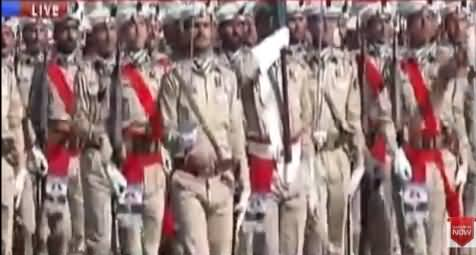 23rd March Pakistan Day Parade In Islamabad (Complete) - 23rd March 2017