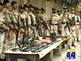 Latest Karachi Operation News: 25 People Arrested During Rangers Operation in Karachi