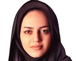 27 Years Iranian Naina Disqualified Only Due To Her Beauty after Winning the Election