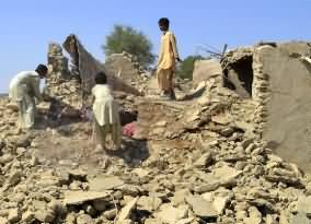 4 Children Recovered Alive After 3 Days in Mushkey, Balochistan by Earthquake Rescue Teams
