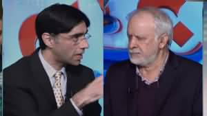 40 Minute (Dr Moeed Yusuf Exclusive Interview) - 25th January 2020