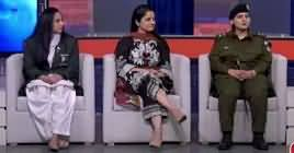 40 Minutes (Difficulties For Females in Career) – 7th July 2019