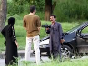 چھ گھنٹے کی ہالی ووڈ فلم۔ ایک شخص کے ہاتھوں پورا ملک یرغمال۔اسلام آباد کی سیکیورٹی پر کئی سوالات
