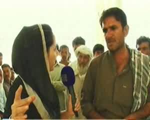 60 Minute (Earthquake Victims Ki Kahani Awaran Balochistan) - 1st October 2013