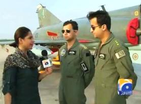 6th September, Defence Day Special - Meet with the Fighter Pilots of PAF Interview by Geo News