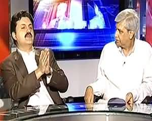 8pm with Fareeha - 12th August 2013 (Imran Khan APC Se Mayoos Kyun...??)