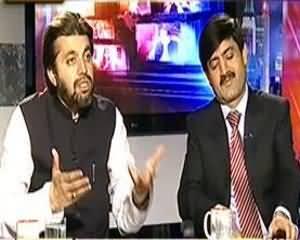 8pm with Fareeha - 1st August 2013 (Govt Badal Gaye Magar US Policy Nahi....)