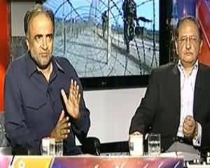8pm with Fareeha - 21st August 2013 (Indian Dominancy On Pakistani Borders...)