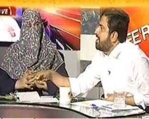 8pm with Fareeha - 22nd August 2013 (Zimni Election Kante Ka Muqabla...)