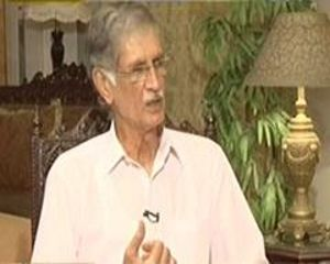 8pm with Fareeha – 22th July 2013 (Exclusive Interview With Pervez Khattak)