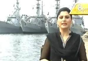 8pm with Fareeha - 2nd July 2013 (Pak Navy Exclusive...)