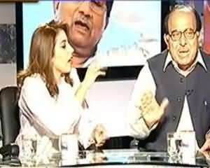 8pm with Fareeha - 4th July 2013 (Pervez Musharraf Ki Ghadari Ka Mukadma)