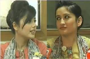 8pm with Fareeha - 5th July 2013 (People's Behaviour with AIR Hostess)
