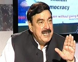 8pm with Fareeha - 8th August 2013 (Exclusive Interview With Sheikh Rasheed...)