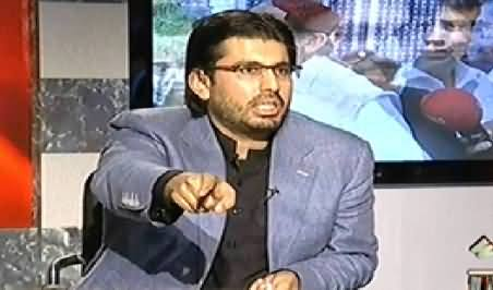 8pm with Fareeha (Arsalan Iftikhar Exclusive Interview) – 4th July 2014
