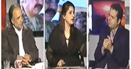 8pm with Fareeha (Attack on Children School in Peshawar) - 16th December 2014