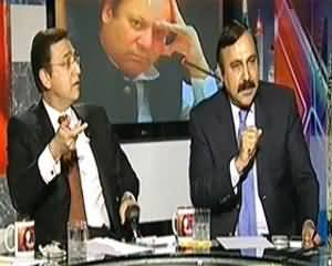 8pm with Fareeha (Court Throws Musharraf's Ball to Govt's Court) – 31st March 2014