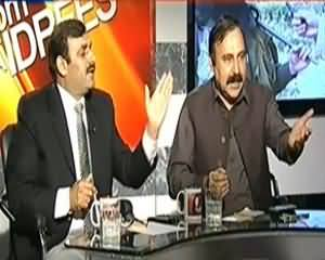 8pm with Fareeha (Does Govt Want to Start Dialogue Again?) - 21st February 2014
