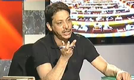 8pm with Fareeha REPEAT (Faisal Raza Abidi Exclsuive Interview) - 10th February 2015