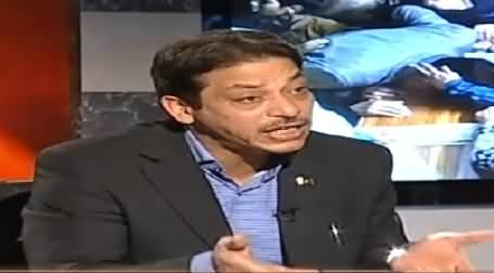 8pm with Fareeha (Faisal Raza Abidi Exclusive Interview) – 22nd January 2015
