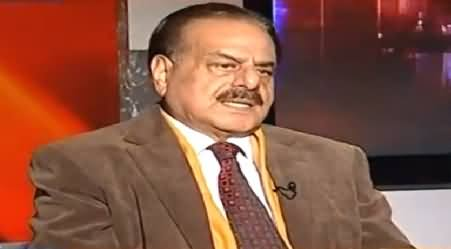8pm with Fareeha (Gen (R) Hameed Gul Exclusive Interview) – 11th March 2015
