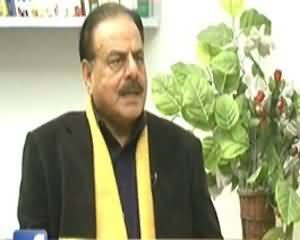 8pm with Fareeha (Gen (R) Hameed Gul Exclusive Interview) – 24th January 2014