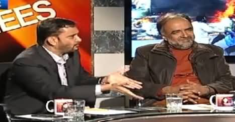 8pm with Fareeha (Govt Failed to Establish Peace in karachi) - 2nd February 2015