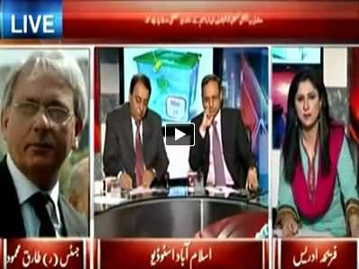 8pm with Fareeha (Grand Opposition Formation Against Govt) - 13th May 2014