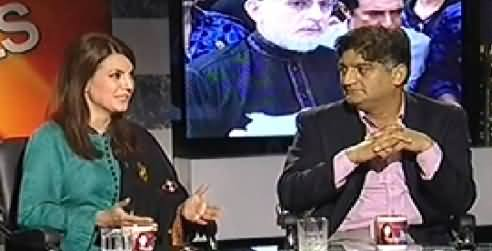 8pm with Fareeha (Has Media Heated Up the Political Crisis) - 27th October 2014