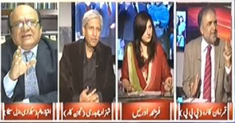 8pm with Fareeha (How to End Issues Between Pakistan and India) – 26th November 2014