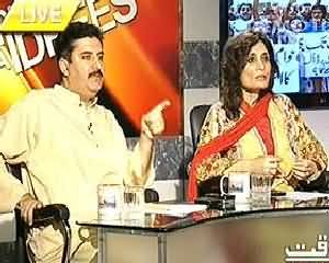8pm with Fareeha (Imran Khan Ki Chief Justice Se Request.) – 8th October 2013