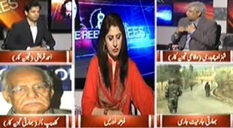 8pm with Fareeha (Indian Aggression Still Continue Against Pakistan) – 15th October 2014