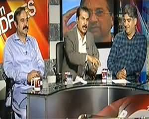 8pm with Fareeha (Is Army Chief Statement Was A Warning?) – 8th April 2014