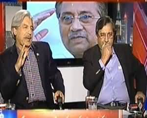 8pm with Fareeha (Is Democracy at Risk in Pakistan) – 16th April 2014