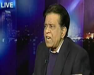8pm with Fareeha (Is Dialogue Going to Be Failed?) – 18th February 2014