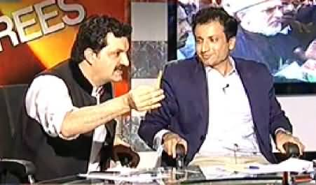 8pm with Fareeha (Is Govt Going to Involve Army Into Politics) – 18th July 2014