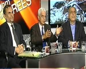8pm with Fareeha (Is Military Operation the Last Solution) – 17th February 2014