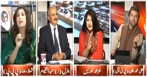 8pm with Fareeha (Is PTI Making Its Way Back to Parliament?) – 2nd March 2015