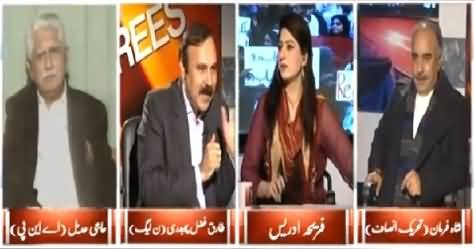 8pm with Fareeha (Issue of NA-122 Vote Audit) – 15th January 2015