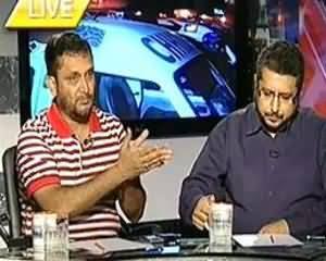 8pm with Fareeha (Karachi Main Operation Ki Against Kyun...??) - 29th August 2013